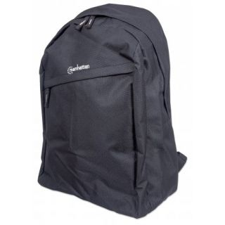 Product image of MANHATTAN KNAPPACK BLACK UP TO 15.6 LAPTOPS