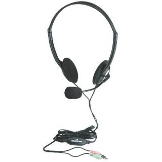 Product image of Manhattan/Intellinet 164429 Stereo Headset