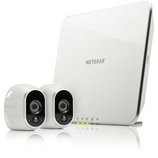 Product image of Netgear Arlo Security System with 2 HD Camera