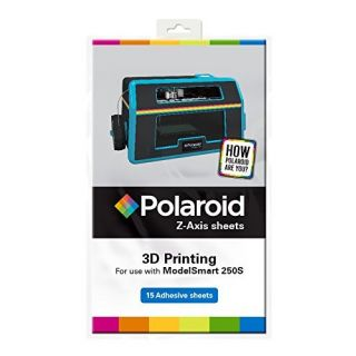 Product image of Polaroid Z-Axis Sheets - 15-pack - 3D print base protection adhesive sheets ( 3D )