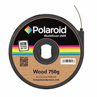 Product image of Polaroid - Wood - 750 g - wood filled filament ( 3D )
