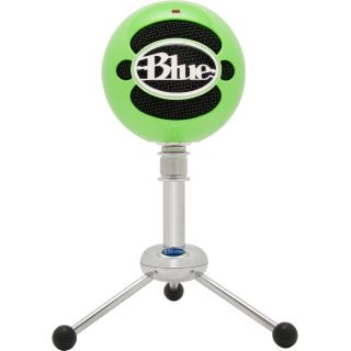 Product image of Blue Microphones Snowball USB Microphone - Neon Green*