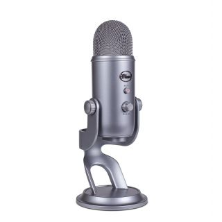 Product image of Blue Microphones 2032 Blue Microphones Yeti Space Gray