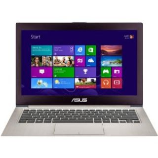 Product image of Asus Zenbook U32VJ 13.3-inch Ultrabook (Aluminium) - Intel Core i5-3210 2.5Ghz - 4GB RAM 500GB HDD - Nvidia 635 1GB Graphics - CAM/BT - No ODD - Windows 8*