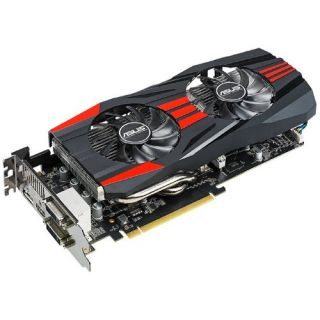 Product image of Asus R9270X-DC2T-2GD5 Graphics Card Radeon R9270X 2GB PCIe DVI HDMI DisplayPort