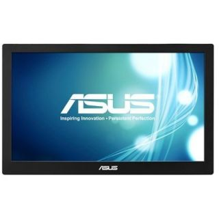 Product image of Asus MB168B+ (15.6 inch) WLED/TN Monitor 600:1 250cd/m2 1920 x 1080 11ms USB 3.0 (Black)
