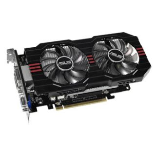 Product image of Asus GTX750TI-OC-2GD5 Graphics Card GeForce GTX 750Ti 2GB PCI-E VGA DVI HDMI