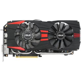 Product image of Asus R9280-DC2T-3GD5 Graphics Card Radeon R9 280 3GB PCI-E DVI HDMI DisplayPort