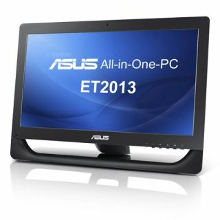 Product image of Asus ET2013IGTI (20 inch) All-in-One PC Intel Pentium (G2030T) 2.6GHz 4GB 500GB DVDSM Gigabit LAN Webcam Windows 7 HP (Integrated AMD Radeon HD7470M with 1GB Memory)