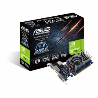 Product image of Asus GT730-1GD5-BRK Graphics Card GeForce GT730 1GB PCI Express 2.0 VGA DVI HDMI