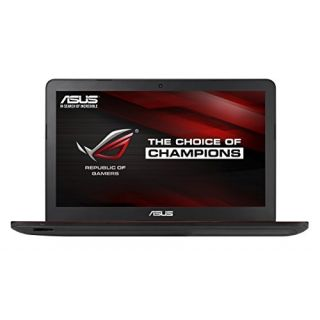 Product image of Asus ROG G551JM (15.6 inch) Gaming Notebook Core i7 (4710HQ) 2.5GHz 4GB 750GB WLAN BT Webcam Windows 8.1 (nVidia GeForce GTX860M)