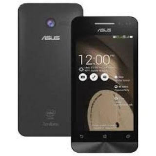 Product image of Asus A501CG ZenFone 5 (5 inch) Smartphone Intel Atom Multi-core (Z2580/Z2560) 2.0/1.6GHz 2GB 16GB 3G Camera (2MP Front/8MP Rear) Android 4.3 (Jelly Bean) Black