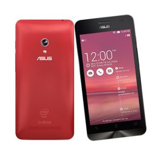 Product image of ASUS A500KL-2C090WW Asus ZenFone 5 INCH Sim Free Android LTE- Red