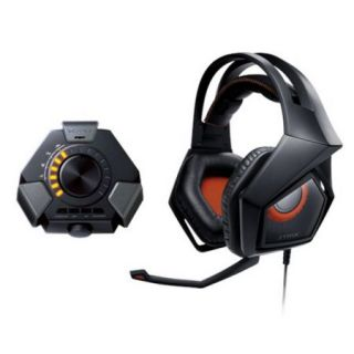 Product image of ASUS STRIX DSP Asus STRIX DSP Gaming Headset 60mm Drivers Noise Cancellation Multi Spectrum Profiles