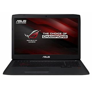 Product image of ASUS G751JL-T7028H INTEL CORE i7-4720HQ 12GB 1TB+128GB SSD NVIDIA GTX965 2GB DEDICATED GRAPHICS BT/CAM BLU-RAY READER 17.3 INCH  WIN 8.1 HOME