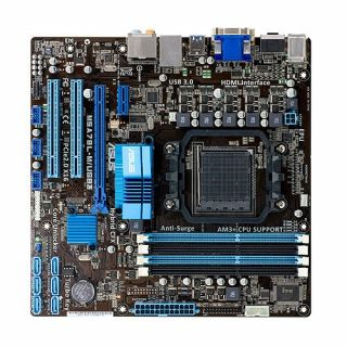 Product image of Asus M5A78L-M LE/USB3 Motherboard AMD Socket AM3+ FX/Phenom II/Athlon II/Sempron 100 Series Processors  mATX  (ATI Radeon HD 3000)