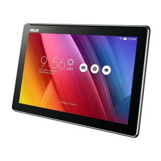 Product image of Asus ZenPad 10  (10.1 inch) Tablet PC Intel Atom X3 (C3200) Quad Core 2GB 16GB WLAN BT 4.0 Front/Rear Camera Android 5.0 (Lollipop) Black