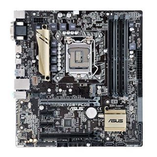 Product image of Asus Z170M-PLUS Motherboard 6th Gen Core i7/i5/i3/Pentium/Celeron Intel Z170 mATX