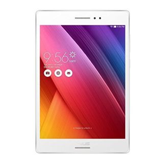 Product image of Asus ZenPad S 8.0 (8 inch) Tablet PC Intel Atom (Z3560) 1.83GHz 2GB 16GB WLAN BT Front/Rear Camera Android 5.0 (Lollipop) White