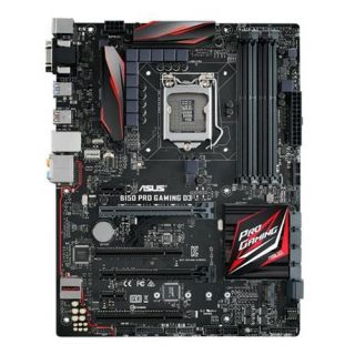 Product image of ASUS B150 PRO GAMING D3 Asus B150 PRO GAMING D3 Intel B150 1151 ATX DDR3 CrossFire M.2 USB 3.1