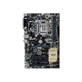 Product image of Asus H110-PLUS Motherboard 6th Gen Core i7/i5/i3/Pentium/Celeron Socket 1151 Intel H110 ATX  (Integrated Graphics Processor)