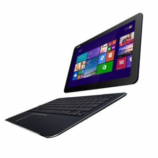 Product image of ASUS T300CHI(MS)-FL097T DARK BLUE - INTEL CORE M-5Y10 4GB 128GB SSD INTEGRATED GRAPHICS BT/CAM 13.3 INCH TOUCH WIN 10 - INC DETATCHABLE KEYBOARD
