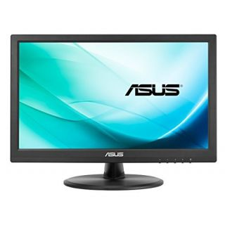 Product image of Asus VT168N (15.6 inch) Multi Touch Monitor 500000000:1 (Dynamic) 200cd/m2 1366 x 768 D-Sub DVI-D