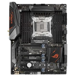 Product image of Asus X99 Motherboard Core i7 Processor Intel X99 Wi-Fi 802.11a/b/g/n/ac ATX