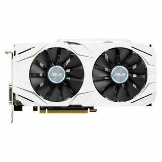 Product image of Asus DUAL-RX480-O4G Radeon RX 480 (4GB) Graphics Card PCI Express 3.0 DisplayPort/HDMI/DVI