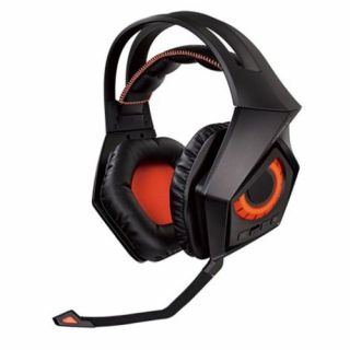 Product image of ASUSTEK - MULTIMEDIA ROG STRIX GAMING HEADSET 2 4GHZ WIRELESS 7.1 CHANNEL IN