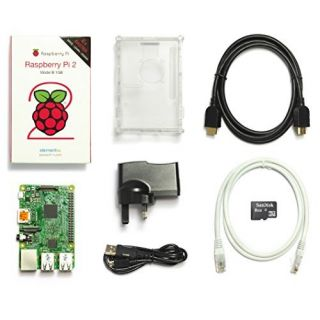 Product image of Busbi / Disgo RASPBERRY PI 2 STARTER KIT Busbi Raspberry PI 2 Starter Kit 8GB