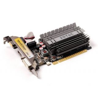 Product image of ZOTAC GeForce GT 630 (2GB) Graphics Card (ZONE Edition) PCI-E HDMI DVI VGA