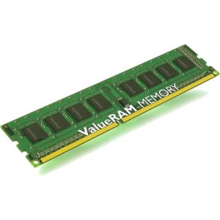 Product image of Kingston ValueRAM 1GB 400MHz DDR2 ECC CL3 DIMM