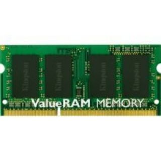 Product image of KINGSTON TECHNOLOGY - VALUE RAM VALUERAM 4GB DDR3 1333 NON-ECC CL9 SODIMM BULK 5