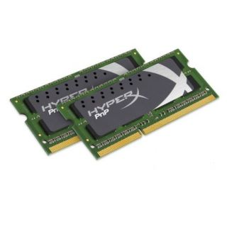 Product image of HyperX Plug-and-Play Series 8 GB 1600 MHz DDR3 SODIMM Gaming Memory Kit (2 x 4 GB)*