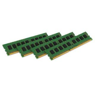 Product image of Kingston 16GB (4x4GB) Memory Kit 1600MHz DDR3 ECC 240-pin DIMM