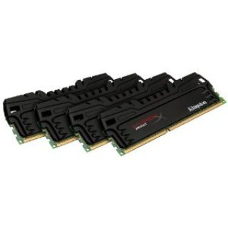 Product image of Kingston HyperX Beast 16GB (4x4GB) Memory Kit 1866MHz DDR3 Non-ECC CL9 240-pin DIMM XMP