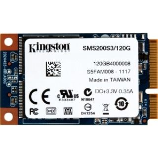 Product image of Kingston SSDNow mS200 (120GB) 2.5 inch mSATA Caseless Solid State Drive