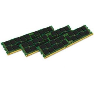 Product image of Kingston ValueRAM 24GB (3x8GB) Memory Kit 1600MHz DDR3 ECC 240-pin CL11 DIMM Registered 1.5V