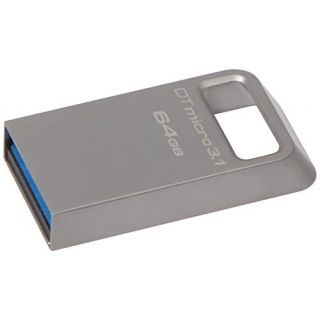 Product image of Kingston DataTraveler Micro 3.1 (64GB) USB 3.1 Flash Drive