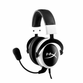 Product image of HyperX KHX-H3CL/W HyperX Cloud Gaming Headset for PC/PS4/Mac/Mobile - White