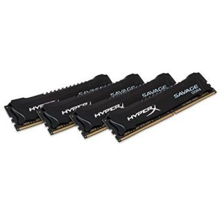 Product image of Kingston Technology Europe Ltd HX430C15SBK4/16 KVR 16GB 3000Mz DDR4 CL15 DIMM