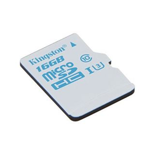 Product image of Kingston (16GB) MicroSD Card Action Camera UHS-1 U3 Speed Class 3 without Adapter