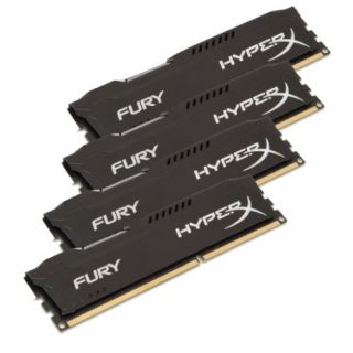 Product image of Kingston HyperX/64GB 2400MHz DDR4 CL15 DIM Fury B