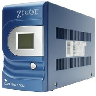Product image of Zigor Danubio 1000va 600w Digital In-Line UPS with AVR Protection
