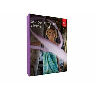 Product image of Adobe Premiere Elements 14 (PC/Mac)
