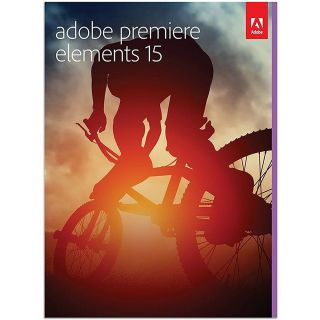 Product image of Adobe Premiere Elements 15 Multiple Platforms International English Upgrade 1 User