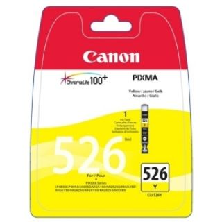Product image of Canon CLI-526Y (Yellow) Ink Cartridge