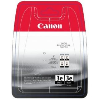 Product image of Canon BCI-3E (Black) Ink Tank (Pack of 2)