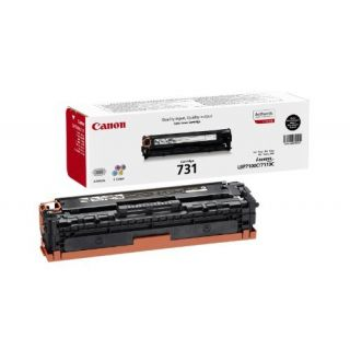 Product image of Canon 731 (Black) Toner Cartridge (Yield 1,400 Pages)